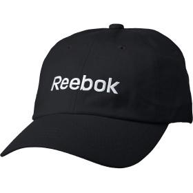 [リーボック] Reebok リーボック ロゴ刺繍キャップ AC2001 キャップ ブラック 日本 F (FREE サイズ)