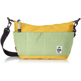 [チャムス] ショルダーバッグ Collect Shoulder Sweat Nylon H.Jade/Yellow