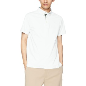 [ニューバランス] 鹿の子ドライポロシャツ Training メンズ WT(ホワイト) 日本 M (日本サイズM相当)