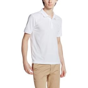 [ライフマックス] アウトドア シャツ メンズ MS3111 ホワイト 日本 L-(日本サイズL相当)