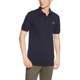 (ラコステ)LACOSTE スリムフィットポロシャツ(半袖) PH412EL 166 ネイビー 006