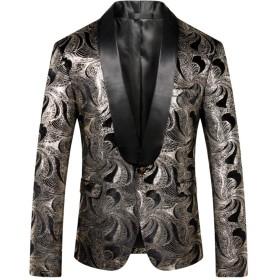 メンズ ジャケット テーラードジャケット ビジネススーツ カジュアル ジャケット 正規品 上品 きれいめ ナチュラルストレッチ スリムスーツ 紳士服 結婚式 オールシーズン対応 おおきいサイズ