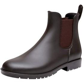 [Bravell] レインシューズ 晴雨兼用 レディース レインブーツ ショートメンズ 雨靴 カジュアルシューズ ファッション 日常着 滑り止め 防水 履きやすい 通勤 通学 花見 アウトドア 梅雨対策