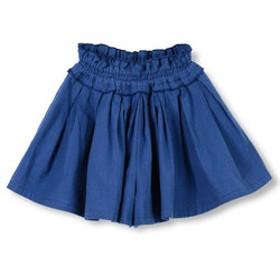 【ブランシェス:パンツ】サッカーストライプキュロットスカート