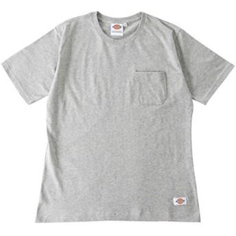 (ディッキーズ)Dickies 【公式】ヘビーコットンクルーネックTシャツ WDHCC01 HG HG L