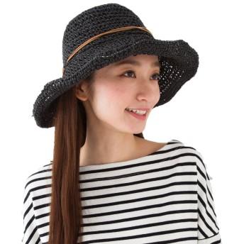 風が抜ける帽子 レディース