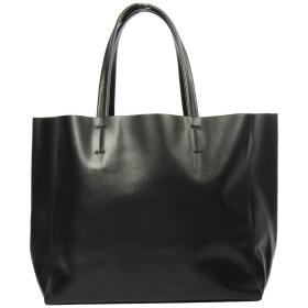 (エイト) 8(eight)4color 本革 レザー トートバッグ シンプル 大きめ ビジネス ブラック