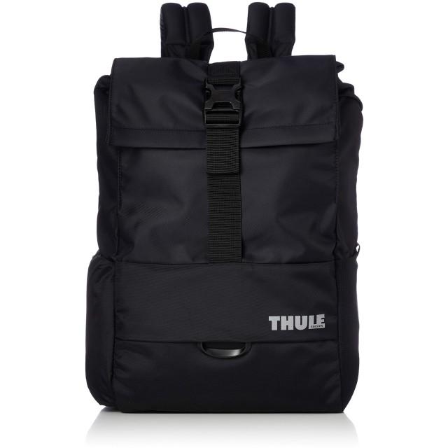 [スーリー] リュック Thule Departer 容量:23L ノートパソコン収納用 Black One Size
