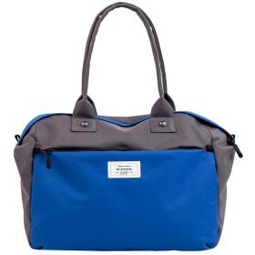 iSuperb 旅行バッグ トラベルバッグ トートバッグ 肩掛けバッグ ショルダーバッグ メンズ レディース 大容量 (ブルー)