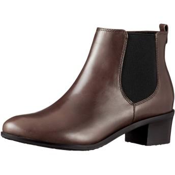 [サヴァサヴァ] ブーツ 2820069 レディース ダークブラウン 23 cm
