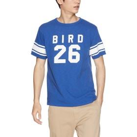 [チャンピオン] フットボールTシャツ C3-P327 メンズ ウィンザーブルー 日本 M (日本サイズM相当)
