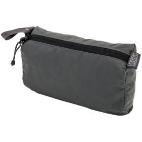 [ミステリーランチ] Mystery Ranch ゾイドバッグ Zoid Bag Mサイズ ポーチ 小物入れ チャコール Charcoal Accessories アクセサリー バッグ ナイロン クラッチ アウトドア 旅行 [並行輸入品]
