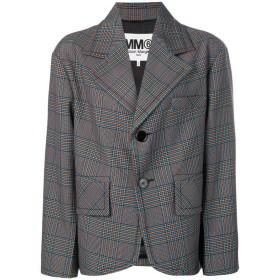 Mm6 Maison Margiela オーバーサイズ ジャケット - ブルー