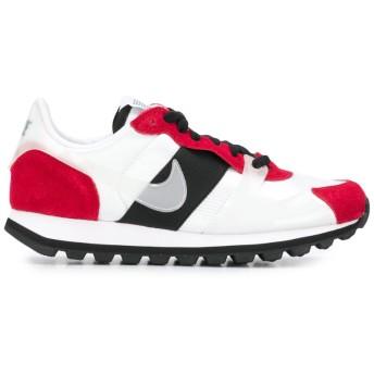 Nike カラーブロック スニーカー - ホワイト