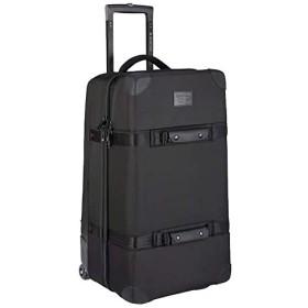 [バートン] スーツケース WHEELIE DBL DECK [86L] 保証付 71 cm 5.2kg TRUE BLACK BALLISTIC