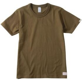 (プレストンズ)PRESTONSヘビー&タフCottonUSATシャツ 12カラー ユニセックス M オリーブ