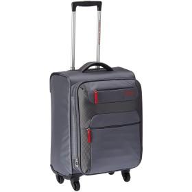 [アメリカンツーリスター] スーツケース スキー スピナー 55/20 TSA 機内持ち込み可 保証付 35L 55 cm 2.4kg グレイ/レッド