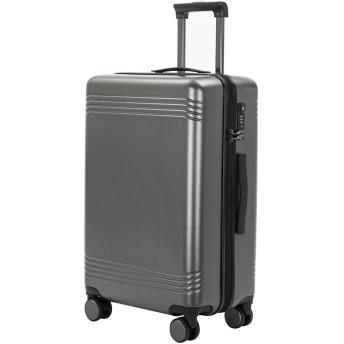 クロース(Kroeus)スーツケース キャリーケース PC100%ボディ軽量化 TSAロック搭載 8輪 ファスナータイプ S型機内持ち込み可 日本語取扱説明書 1年間保証付き 20