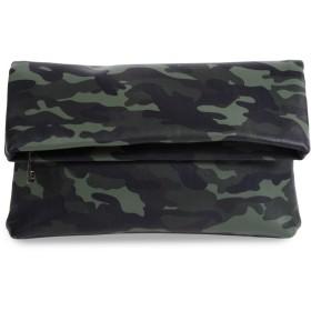 MURA クラッチバッグ PUレザー メンズ レディース 小さめ セカンドバッグ (カモフラージュ)