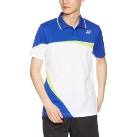 [ヨネックス] テニスウェア ゲームシャツ [ユニセックス] 10306 ホワイト (011) 日本 S (日本サイズS相当)