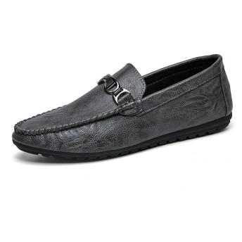 [OM]ビット付き ローファー ビジネスシューズ スリッポン 本革 レザー メンズ ドライビングシューズ スリッポン ブランド カジュアルシューズ 歩きやすい 柔らかい 軽い ビジネス 通勤 紳士靴