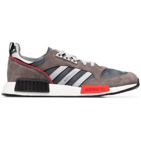 Adidas Boston Super R1 スニーカー - グレー