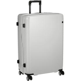 [エース] スーツケース ウォッシュボード 日本製 キャスターストッパー付 ダブルホイール 04067 91L 70 cm 4.6kg 銀鼠グレー