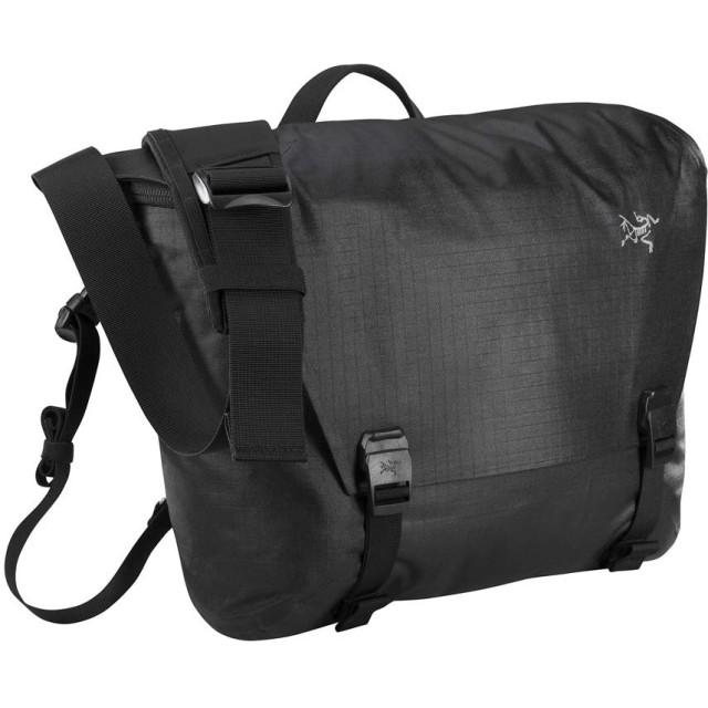 ARC'TERYX GRANVILLE 10 COURIER BAG 23996 各色 (BLACK) [並行輸入品]