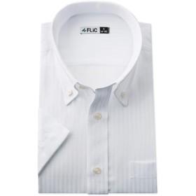FLiC ワイシャツ 半袖 形態安定 メンズ ビジネス L(ノーマル) HB703 / snb-l-hb703