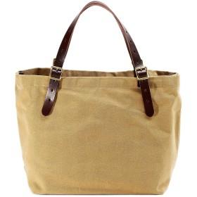 スロウ トートバッグ tote bag Lsize colors 300S47E Beige
