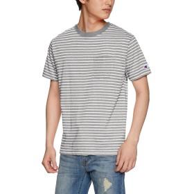 [チャンピオン] Tシャツ C3-M352 メンズ オックスフォードグレー 日本 M (日本サイズM相当)