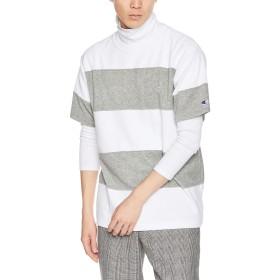 [チャンピオン] Tシャツ C3-P350 メンズ ホワイト 日本 M (日本サイズM相当)