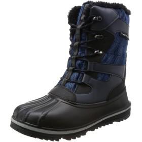 [トレイルマスター] 防水設計 メンズ ブーツ MEN'S BOOTS (LACE TYPE) ブルーグレー 28 cm