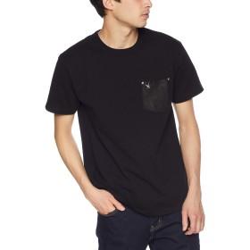 [ショット] Tシャツ LEATHER POCKET TEE ONESTAR 3193049 メンズ 09BLACK 日本 XL (日本サイズXL相当)