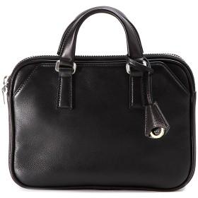 アニアリ クラッチ ミニブリーフバッグ Shrink Leather 07-01004 Black