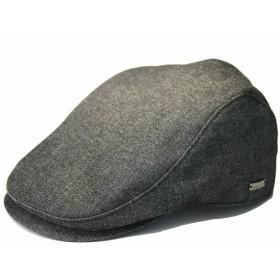 (エッジシティー) EdgeCity ハンチング 岡山デニムを贅沢に使用 オールシーズン 000422 (S 57cm, 97/ブラック)