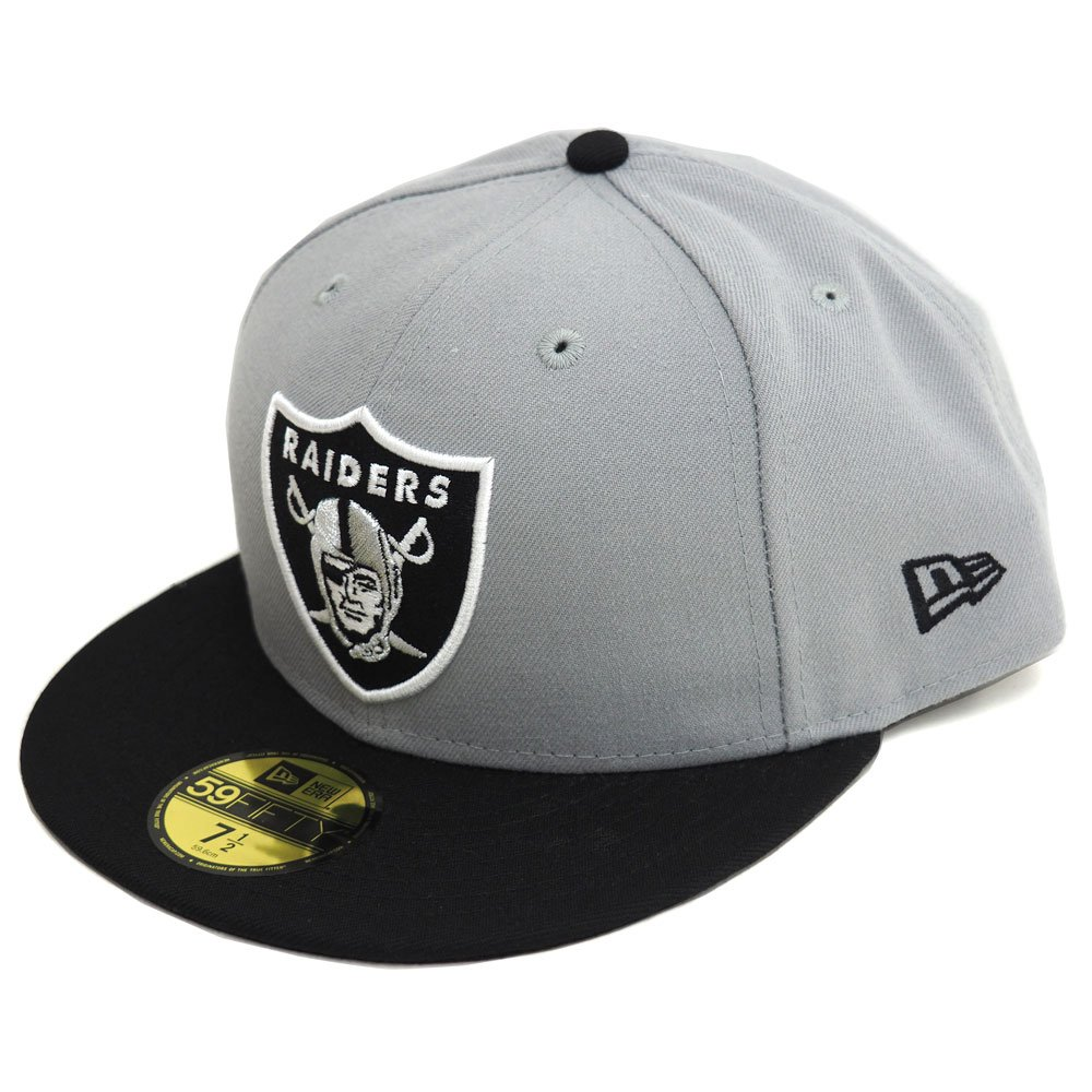 NEW Era 59 fifty fitted cap-NFL Oakland Raiders Camel Beige