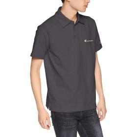 [チャンピオン] ポロシャツ C3-P306 メンズ チャコール 日本 M (日本サイズM相当)