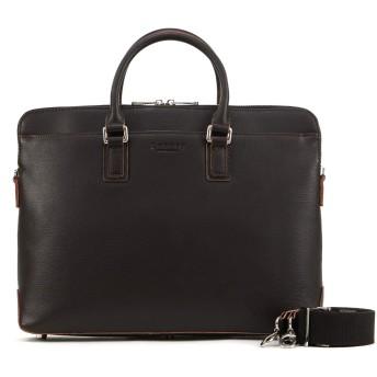 LOTUFF(ロトプ) 牛革 レザー 5 Color ビジネスバッグ a4 ショルダーバッグ 2way ブリーフケース トートバッグ LO-0209 メンズ レディース Leather Tote & Briefcase [並行輸入品]