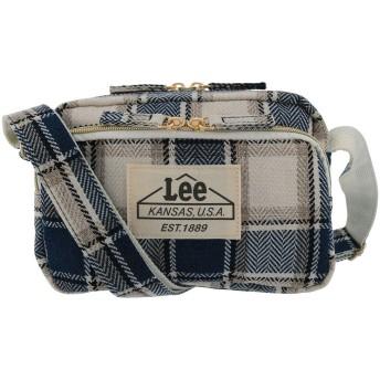 Lee リー ショルダーバッグ チェック