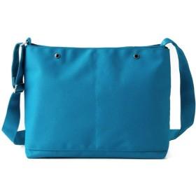 [ベルメゾン] バッグ カバン 鞄 レディース ショルダーバッグ ミニラボ 10ポケットショルダーバッグ カラー ターコイズ