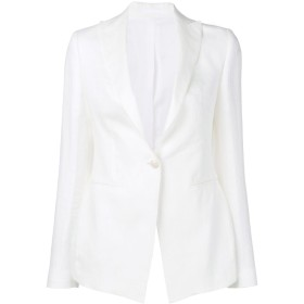 Tagliatore スリムジャケット - ホワイト