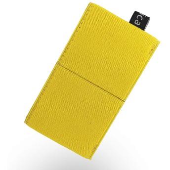 Rasical (ラシカル) 減らす財布 ニルウォレット ミニマリスト向けに作ったコイン、紙幣、カードもこれ一つ ミニウォレット カードケース ゴム 薄型 持ち運び便利 薄型 アウトドア ジョギング 旅行 男女兼用 小さい財布 (イエロー)