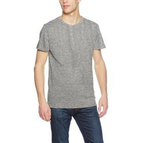 [トラス] Tシャツ TCR-112 メンズ ヘザーグレー 日本 XL-(日本サイズXL相当)