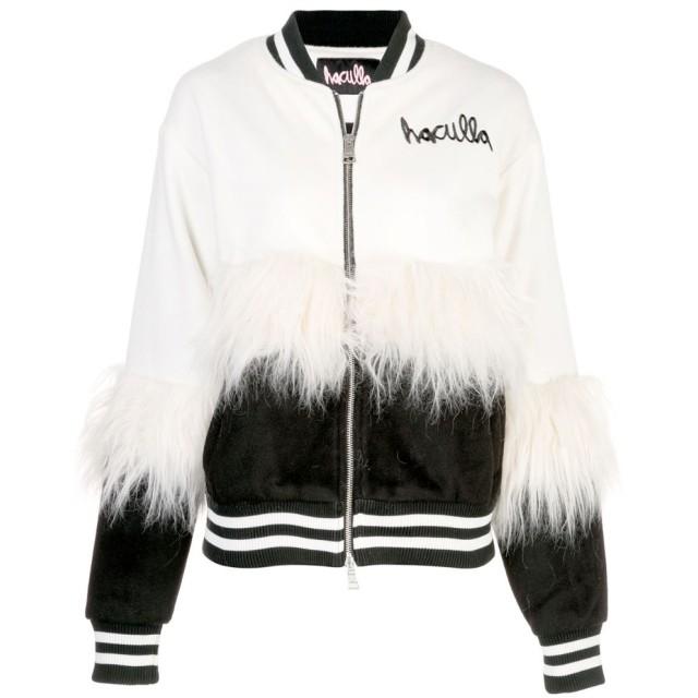 Haculla ボンバージャケット - ホワイト