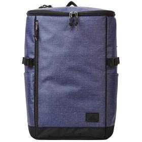 カバンのセレクション アディダス リュック スクエア 31L A3 adidas 55033 55038 チェストベルト付き スクールバッグ 大容量 ユニセックス ネイビー系1 フリー 【Bag & Luggage SELECTION】