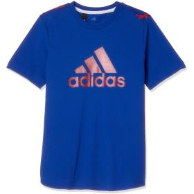 [アディダス] トレーニングウェア SPORT ID ロングテール Tシャツ [ボーイズ] FTM15 カレッジロイヤル/アクティブレッドS19 (DV1693) 日本 J150 (日本サイズ150 相当)