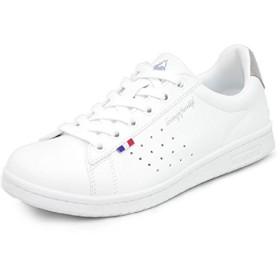 スニーカー レディース/ルコック スポルティフ le coq sportif LAローラン SL コートスタイル 女性 シューズ 靴 カジュアル ホワイト 白 LA ROLAND SL /QL1LJC16 (24.0cm, (WG)ホワイト/グレー)