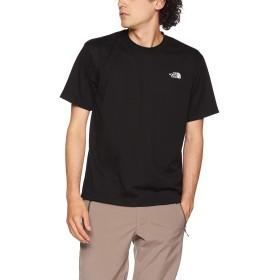 [ザ・ノース・フェイス] Tシャツ ショートスリーブナショナルフラッグスクエアロゴティー メンズ ブラックUSA 日本 L (日本サイズL相当)