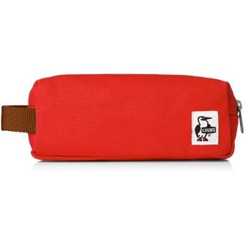 [チャムス] ポーチ Escalante Pouch S Red